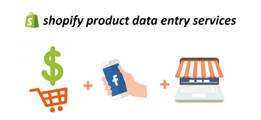 Shopify Product Data Entry Experts